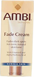 Ambi Fade Cream for Normal Skin, 2 oz (Pack of 7)