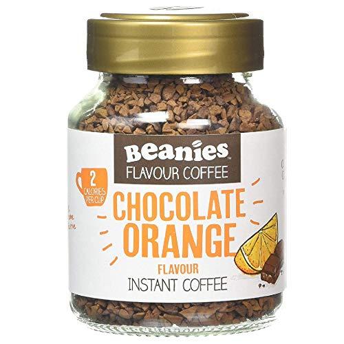 Chocolade Oranje Smaak Instant Koffie 50g