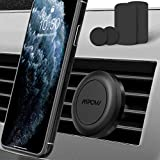Mpow Magnetic Car Mount, [2 Packs] Strong Magnet Air Vent cell phone holder