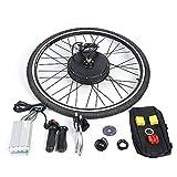 Kit de Conversión de Bicicleta Eléctrica de 28 Pulgadas Rueda delantera Electric Bike Conversion Kit (36 V, 500 W)