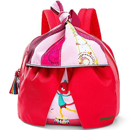 LilIPUTIENS Tutto/L'Anno 14 Schulranzen, 45 cm, Schulranzen, 86628, Pink, 86628