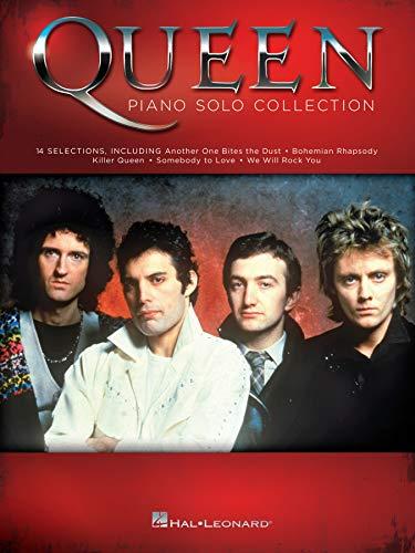 Queen - Piano Solo Collection (English Edition)