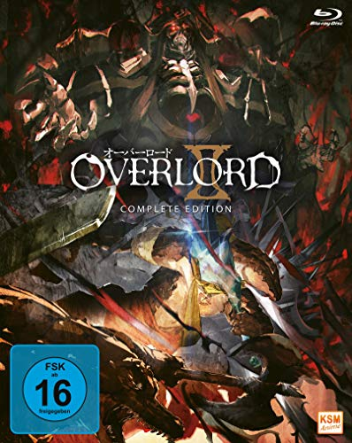 Overlord - Complete Edition - Staffel 2 [Blu-ray]