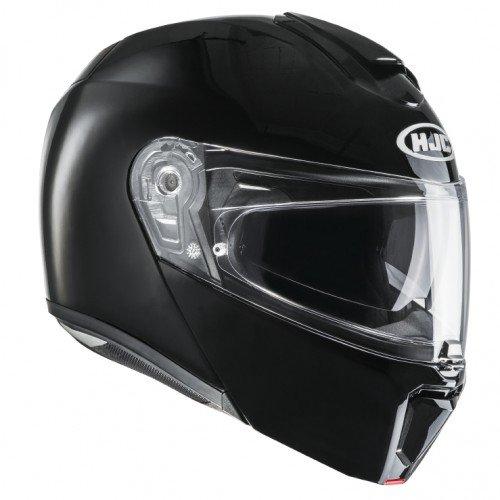 HJC Motorradhelm RPHA 90 Semi Mat, Schwarz, Größe S