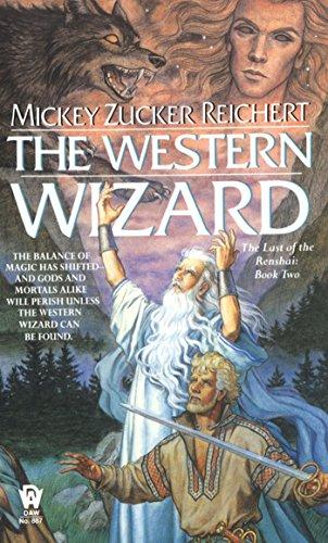 The Western Wizard (Renshai Trilogy Book 2) (English Edition)