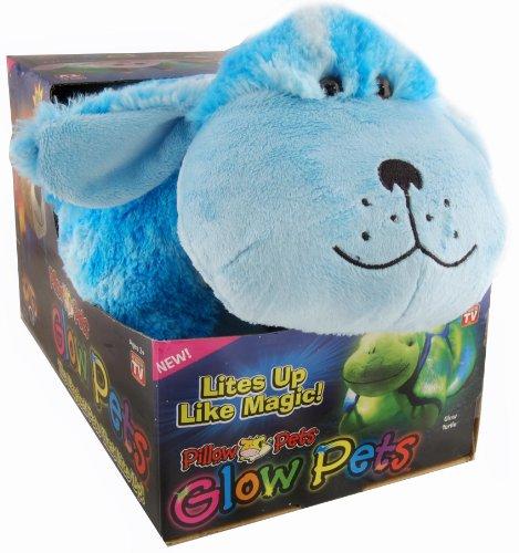pillow pets pet toys Pillow Pets Pillow Dog Glow Pet 17-Inch