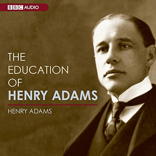 The Education of Henry Adams copertina