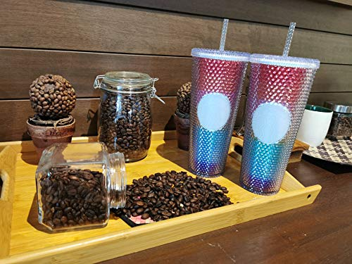 Starbucks 2020 Studded Tumbler Cold Cup LGBT Pride Rainbow Multicolor Limited 24 Oz