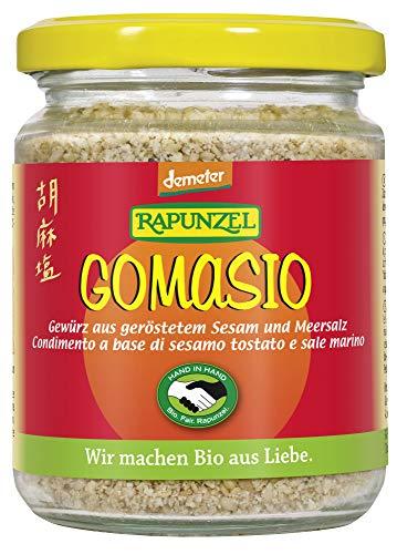 Rapunzel Gomasio, Sesam und Meersalz HIH, demeter, 100 g