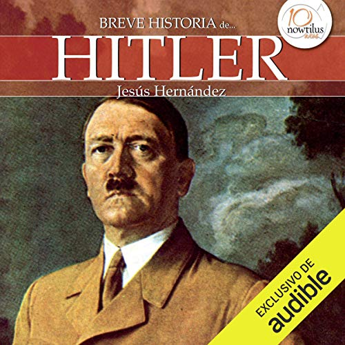 Breve historia de Hitler [Brief History of Hitler] cover art