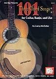 101 Three-Chord Songs for Guitar, Banjo, and Uke -