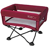 KidCO Dreampod Portable Bed, Cranberry