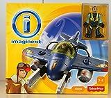 Fisher-Price - Imaginext - Sky Racers - Petit avion, Twister Jet - avec la figure by Imaginext