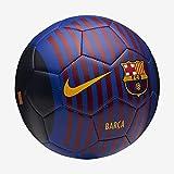 Nike FC Barcelona Prestige Fußball, Deep Royal Blu/Noble Red/University Gold, 5