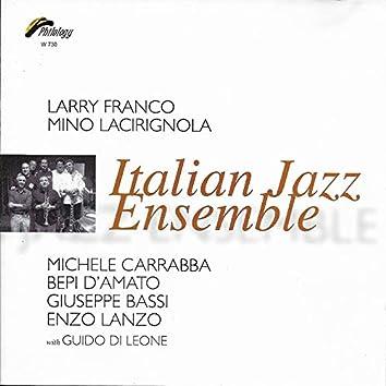 Italian jazz ensemble (feat. Michele Carrabba, Bepi D'amato, Giuseppe Bassi, Enzo Lanzo, Guido Di Leone)