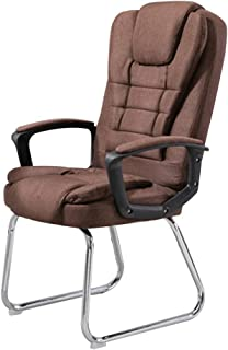 Ergonomiczna tkanina Krzesło do gier, Dwuwarstwowa Design Pakiet High-Back Office Krzesło Komputerowe Krzes Foot Wyścigi K...