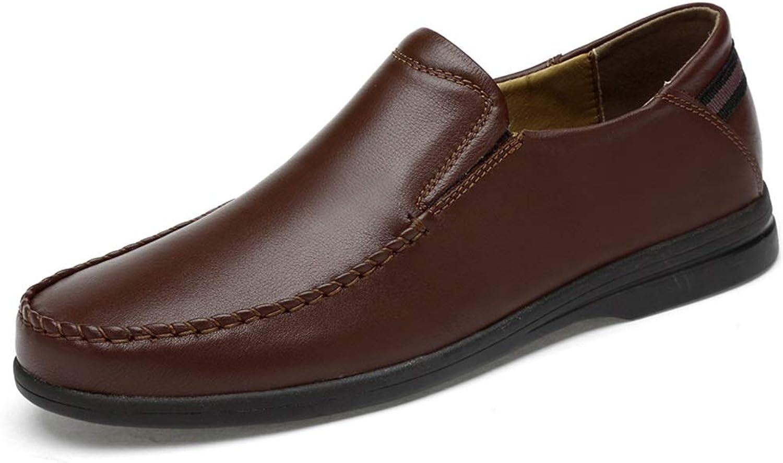 SHENNANJI Formelle Schuhe der Herrenmode Oxford beiläufige Bequeme Bequeme Bequeme leichte weiche Belegschuhe  eff8a0