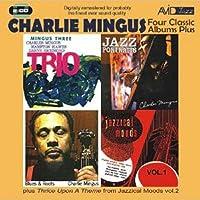 MINGUS - FOUR CLASSIC ALBUMS PLUS