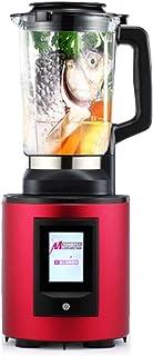 Exprimidor Licuadoras Extractor, Vidrio Engrosado De Alto Boro,Sonda De Seguridad De Detección,Radiador,800W,220V,53000 RPM,2.L,Los 20 * 20 * 53cm