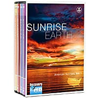 Sunrise Earth: American Sunrises [DVD]