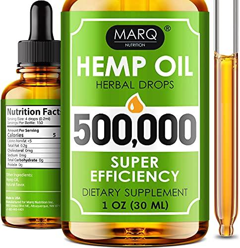Hemp Seed Oil Drops 500,000 - Colоrado Sееd...