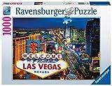 Ravensburger Puzzle, Puzzle 1000 Piezas, Las Vegas, Puzzle Adultos, Rompecabezas de Calidad, Puzzles Paisajes Adultos