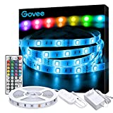 LED Strip 5m, Govee RGB LED Lichterkette Streifen...