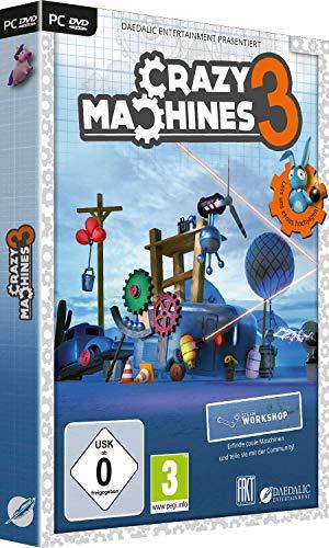 Crazy Machines 3 (PC Deutsch)