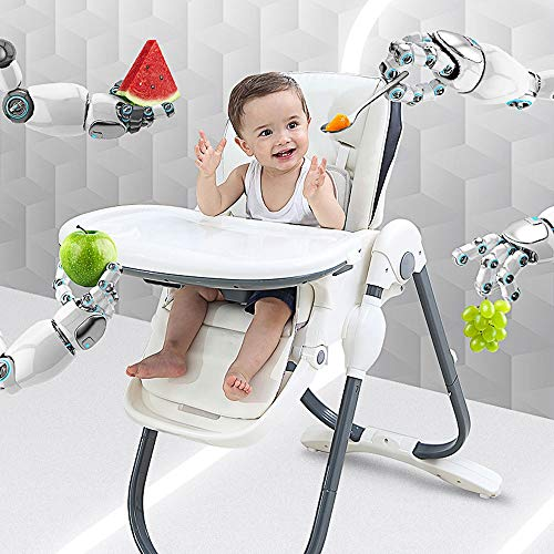 Affordable Swttppy Infants Toddlers High Chair Baby Feeding Chair Dining Chair Child Chair Eating Ta...