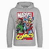 Desconocido Marvel Comics - Sudadera con Capucha - (S)
