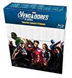 Los Vengadores: Colección 6 películas [Blu-ray]