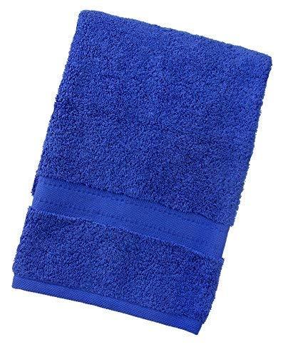 aztex Gama egipcia, Toallas 100% algodón - Toalla de Mano, Azul Real