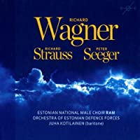 The Estonian National Male Choir RAM performs Wagner, Strauss & Seeger by Kotilainen (2012-07-31)