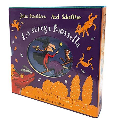 La strega Rossella-La chiocciolina e la balena. Ediz. a colori