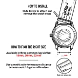Zoom IMG-2 archer watch straps cinturini ricambio