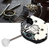 Movimiento de Reloj de Cuarzo, 5 Piezas SL68 Accesorios Que Reparan Piezas de Repuesto...