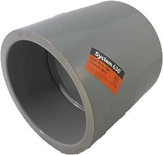CPVC Flue Gas Vent Coupling SYSTEM 636 (4