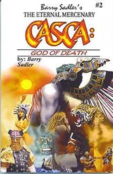 Casca 2: God of Death by [Barry Sadler]