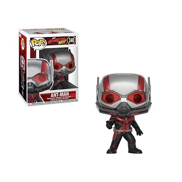 Funko Pop Ant-Man (Ant-Man y La Avispa 340) Funko Pop Ant-Man