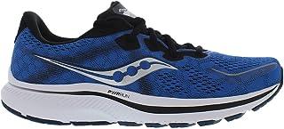 Saucony Omni 20 Hardloopschoen voor op de weg voor Mannen Blauw