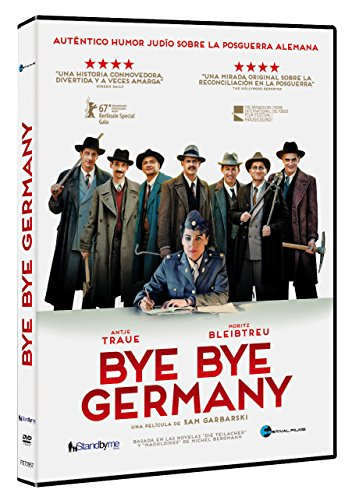 Bye Bye Germany [DVD]