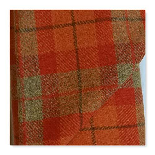 Harris Tweed-Stoff, 100% Reine Wolle, mit Etiketten, 75 x 50 cm SPT02 – Siehe die Ganze Reihe von Harris Tweed im fatfrog.uk.online Amazon Shop