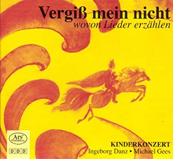 Vocal Recital: Danz, Ingeborg - Mozart, W.A. / Schubert, F. / Wolf, H. / Gees, M.