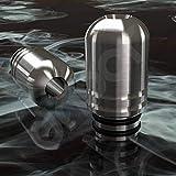 Sfera Acero inoxidable 304L Drip Tip 510 Conexión Punta de goteo por Dripor