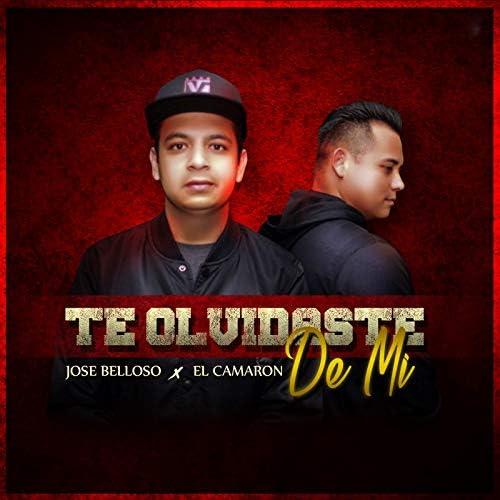 Jose Belloso feat. El Camaron