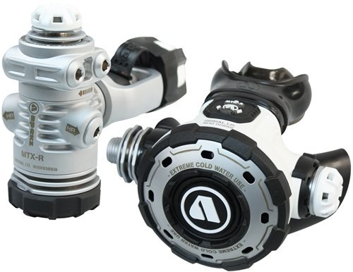 Apeks MTX-R Cold Water Regulator (White - Yoke)