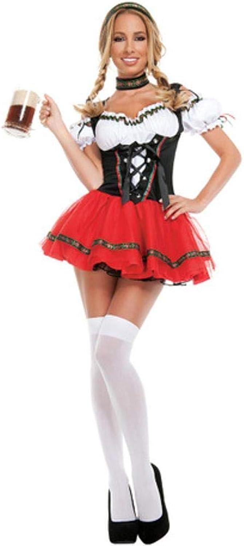 caliente Circlefly Diverdeidos Diverdeidos Diverdeidos juegos de damas, uniformes de criada de fiesta de Europa y América, disfraces de Halloween de Caperucita Roja.  presentando toda la última moda de la calle