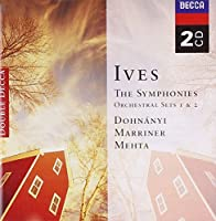 Ives: Symphonies / Orchestral Sets 1 & 2 (2001-03-13)