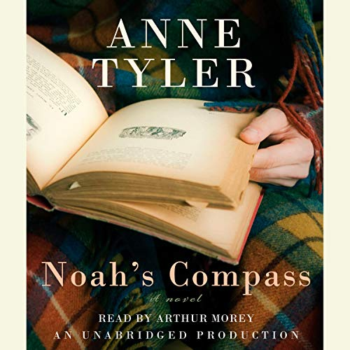 Noah's Compass audiobook cover art