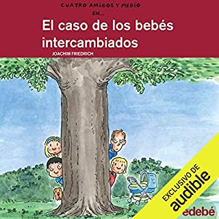 El Caso De Los Bebes Intercambiados [The Case of Exchanged Babies]                   De :                                                                                                                                 Joachim Friedrich                               Lu par :                                                                                                                                 Judith Puig                      Durée : 3 h et 10 min     Pas de notations     Global 0,0